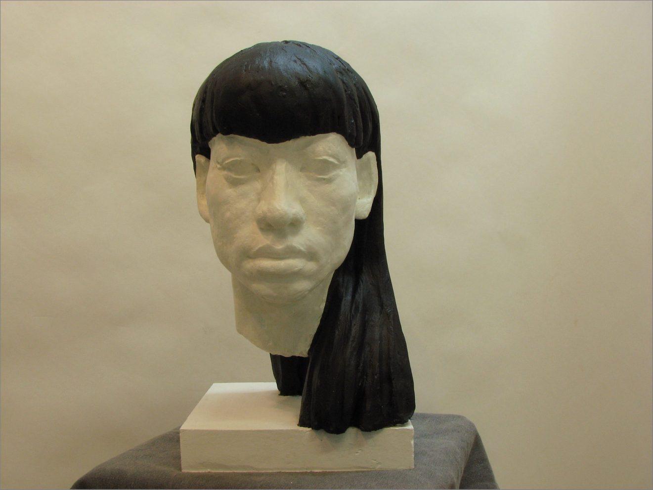портрет , скульптура, образ. Современный портрет